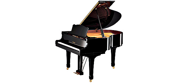 Yamaha C1 Silent Baby Grand Piano Event Hire Markson