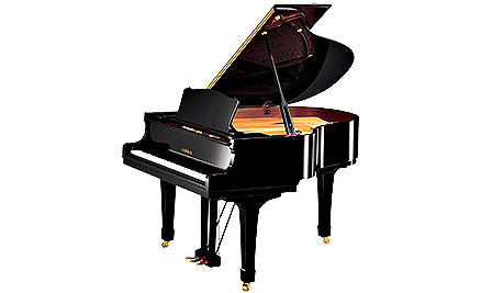 Featured Baby Grand Piano