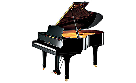 Featured Boudoir Grand Piano