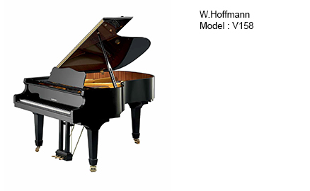 Bechstein Pianos London W Hoffmann Series