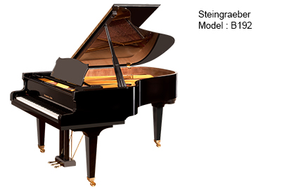 Steingraeber Grand Piano Portfolio From Markson Pianos
